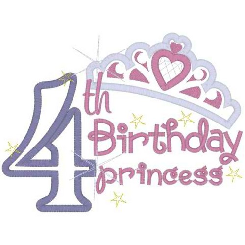 happy 4th birthday images ; happy_4th_birthday_princess_quotes4