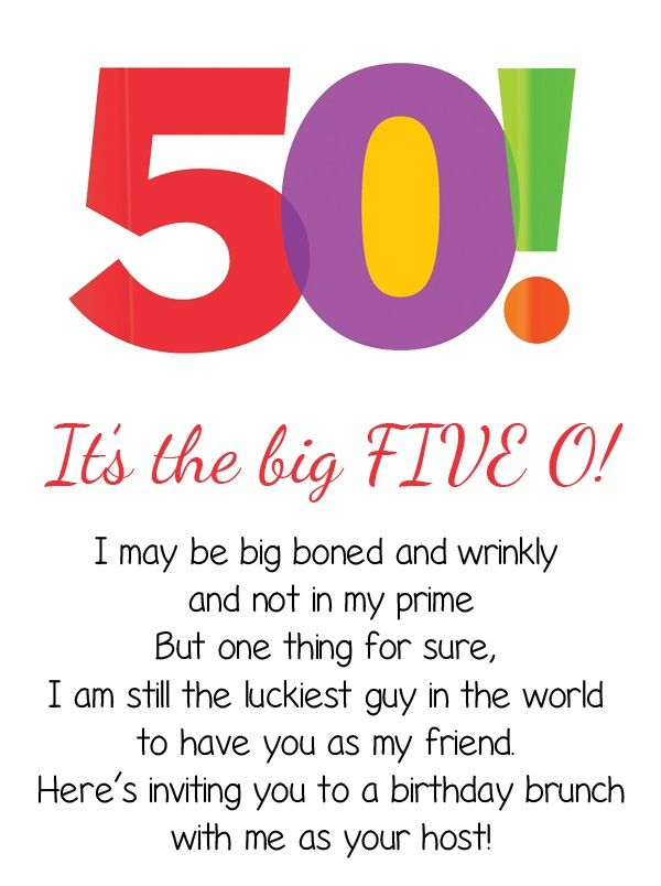 happy 50th birthday card sayings ; quotes-for-50th-birthday-cards-birthday-card-verses-for-friends-beautiful-happy-50th-birthday-best-ideas