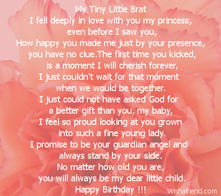 happy 6th birthday poem ; 1974-daughter-birthday-poems