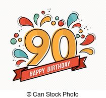 happy 90th birthday free clip art ; colorful-happy-birthday-number-90-flat-line-design-happy-birthday-number-90-greeting-card-for-vector-clip-art_csp36834510