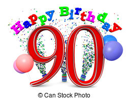 happy 90th birthday free clip art ; happy-90th-birthday-happy-birthday-with-ballons-and-the-age-stock-illustrations_csp16276256