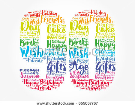 happy 90th birthday free clip art ; stock-vector-happy-th-birthday-word-cloud-collage-concept-655067767