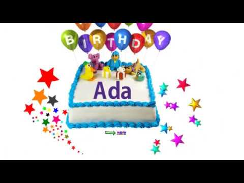 happy birthday ada ; hqdefault