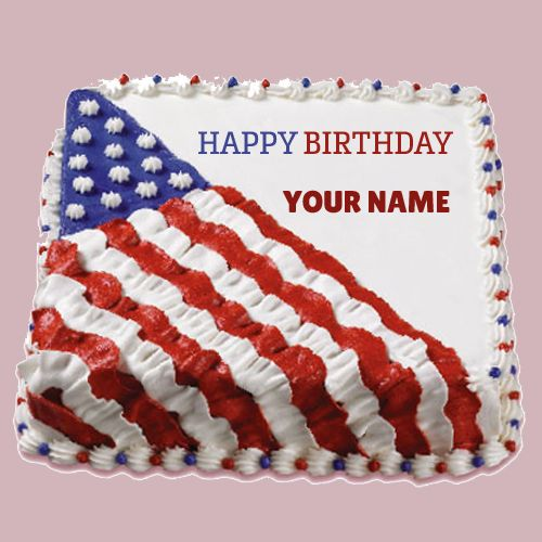 happy birthday american flag ; 6145be4071303e072fc288d3075c96a1