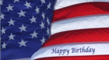 happy birthday american flag ; c0498548994c92c6e57189cd232f336b
