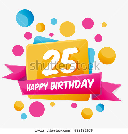 happy birthday and happy anniversary ; stock-vector-happy-birthday-vector-card-year-celebration-greeting-card-with-number-happy-anniversary-588182576