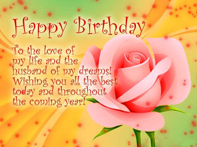 happy birthday and wish you all the best ; lighten-Happy-Birthday-Wishes-for-Husband-640x480