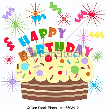 happy birthday art pictures ; happy-birthday-clip-art_csp5503412