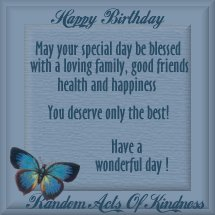 happy birthday aunt kathy ; Bgift2