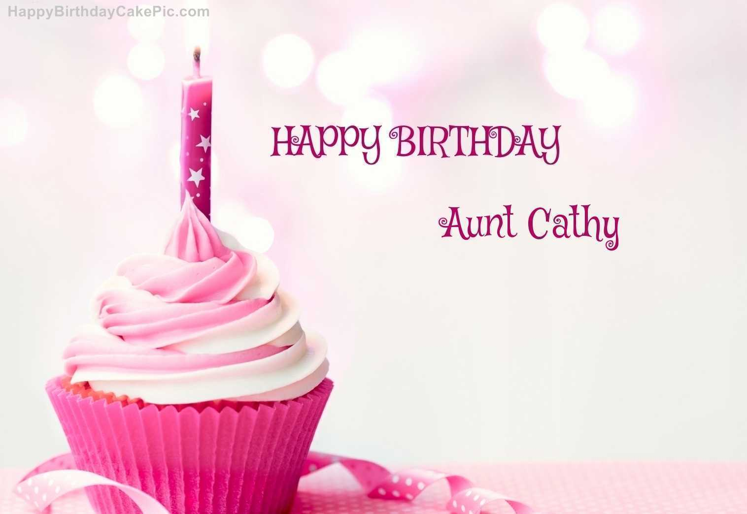 happy birthday aunt kathy ; happy-birthday-cathy-images-unique-happy-birthday-cupcake-candle-pink-cake-for-aunt-cathy-of-happy-birthday-cathy-images