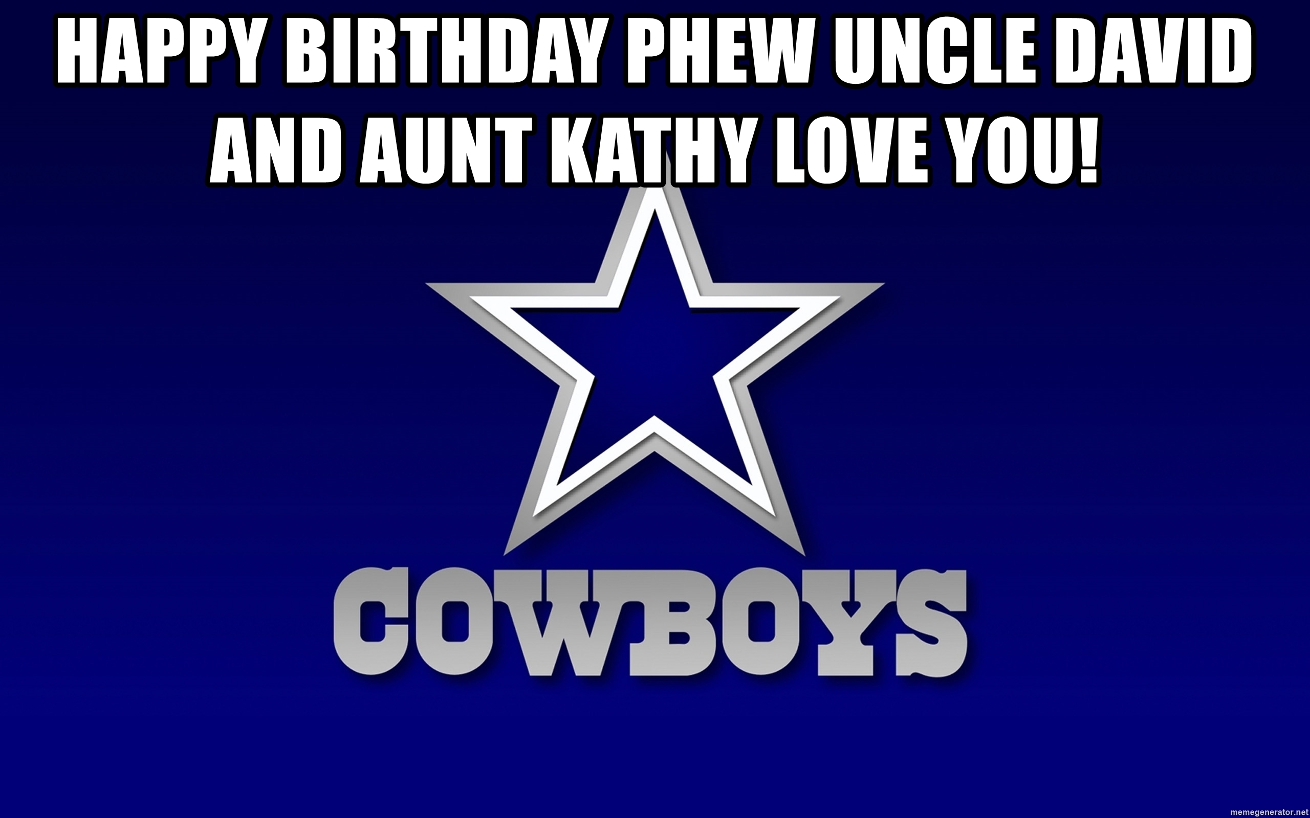 happy birthday aunt kathy ; happy-birthday-phew-uncle-david-and-aunt-kathy-love-you
