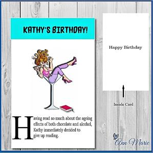happy birthday aunt kathy ; s-l300