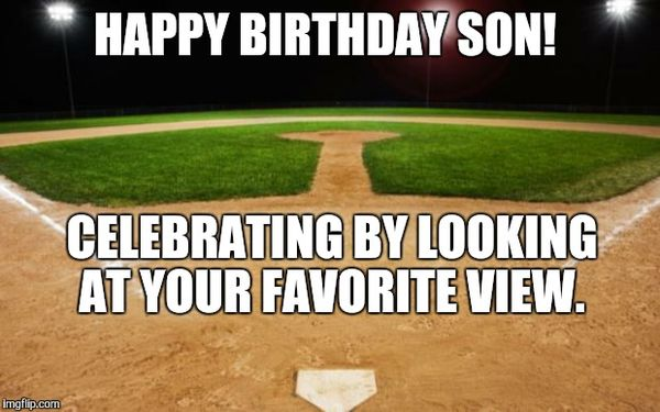 happy birthday baseball meme ; funny-happy-birthday-baseball-meme