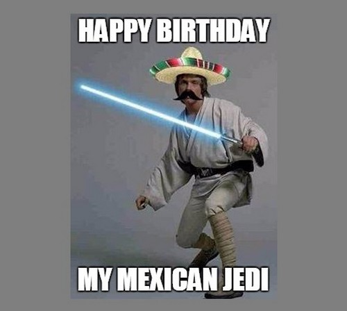 happy birthday baseball meme ; luke_mexican_birthday_meme1
