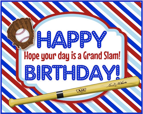 happy birthday baseball mom ; 322871