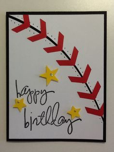 happy birthday baseball mom ; 78562ca342426d168db180f8e6af0b17--cute-ideas-bday-cards