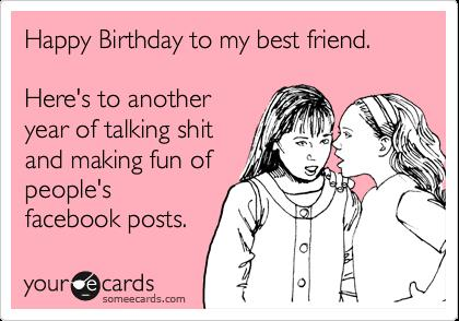 94 Funny Happy Birthday Ecards For Friends