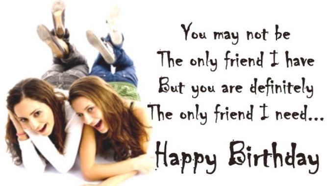 happy birthday best friend picture quotes ; cool-happy-birthday-wishes-to-best-friend-greetings-e-card