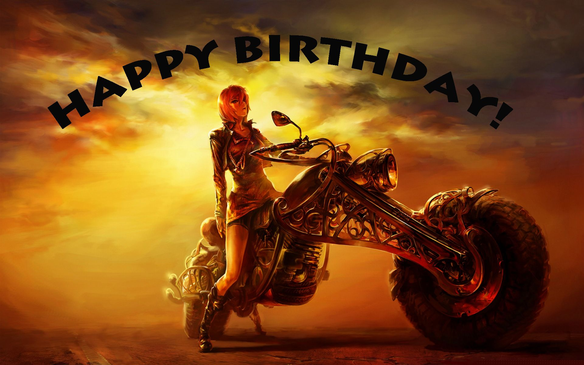 happy birthday biker ; 489b1382f6880b40a73c93fe92566cc3