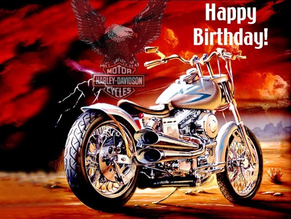 happy birthday biker ; Happy-Birthday-Biker-Graphics-1