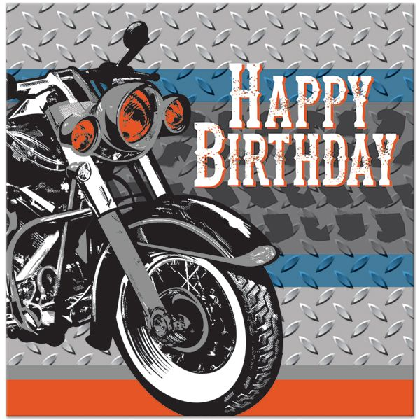 happy birthday biker ; happy-birthday-quotes-kids-motorcycle-themed-birthday-party-biker-party-happy-birthday-lunch-napkins
