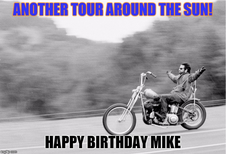 happy birthday biker ; zx9x2