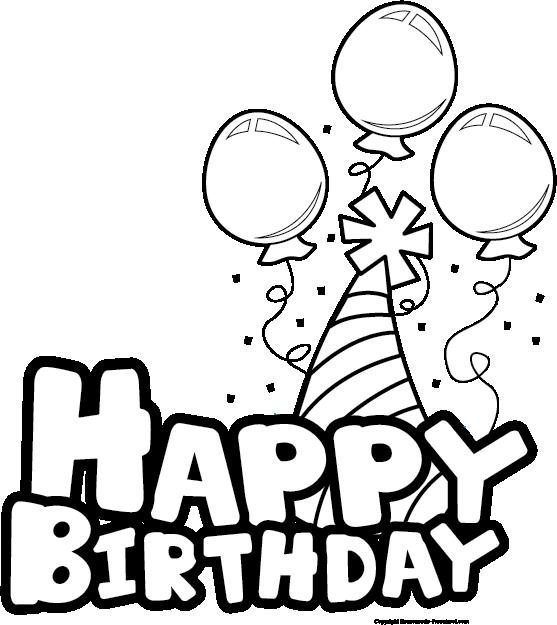 happy birthday black version ; birthday%2520clipart%2520black%2520and%2520white%2520;%2520Birthday-black-and-white-happy-birthday-clipart-black-and-white