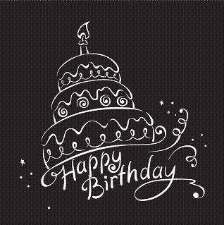 happy birthday black version ; birthday-quotes-happy-birthday-wishes-png-birthday-black-white-bottle-greetings