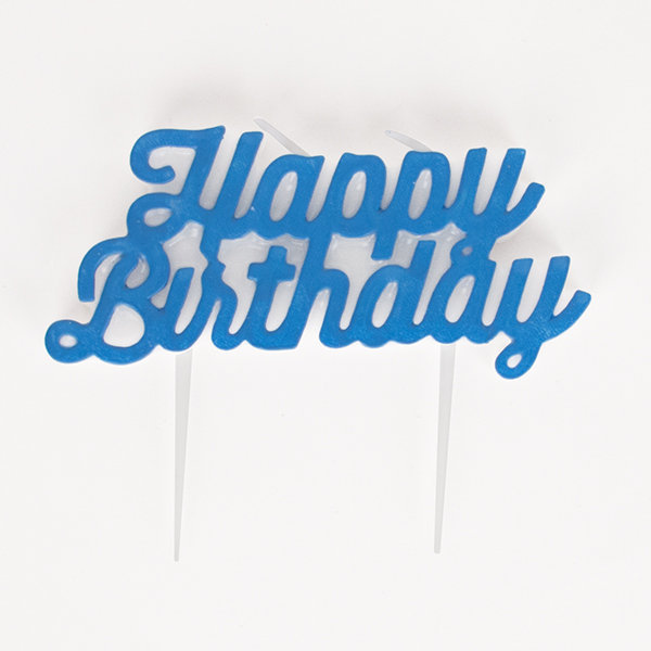 happy birthday blue ; childrens-birthday-party-supplies-cake-decoration-blue-happy-birthday-candles