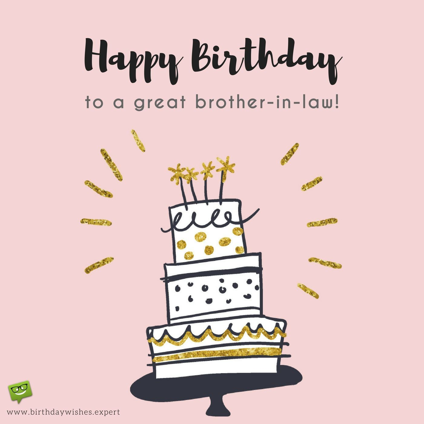 happy birthday brother in law meme ; Happy-Birthday-to-a-great-brother-in-law