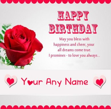 happy birthday card with name and photo edit ; 1504545962_52859642