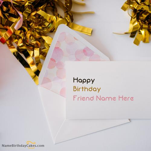 happy birthday card with name and photo edit ; 9d848c778cbed7575e83c6c3005f753f