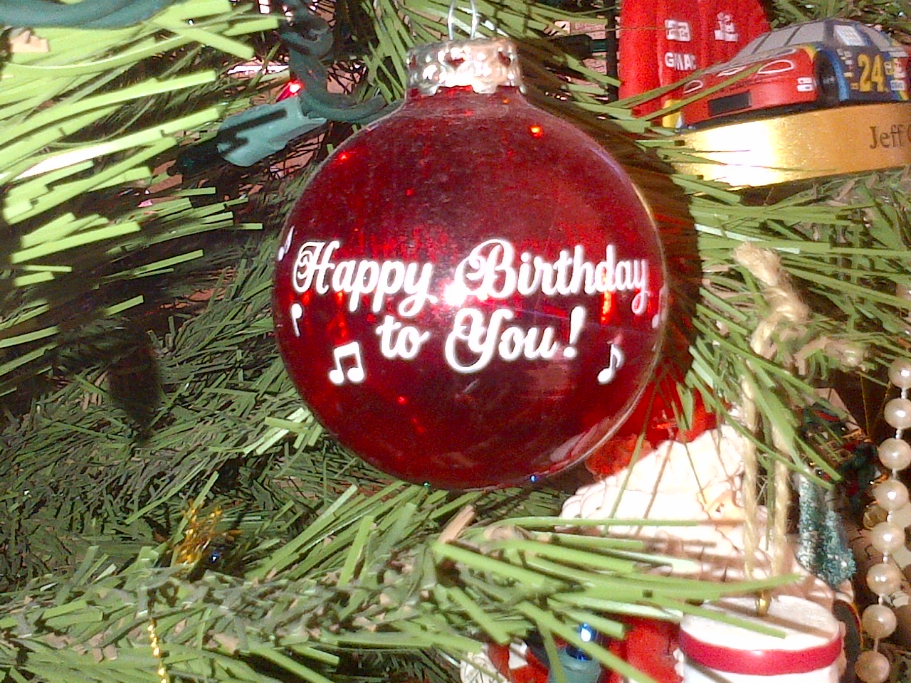 happy birthday christmas ; IMG-20121208-00237%25281%2529