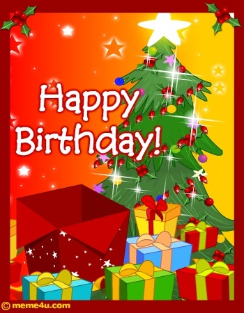happy birthday christmas ; happy-birthday-christmas-card-christmas-birthday-free-ecard-throughout-christmas-birthday-wishes