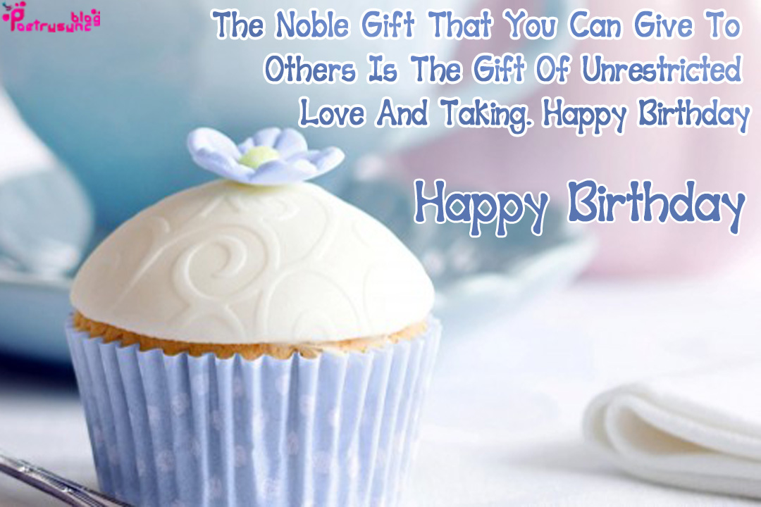 happy birthday cupcake message ; birthday-cup-cake-images--with-greetings
