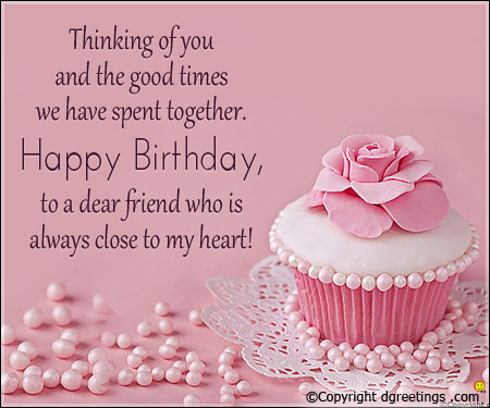 happy birthday cupcake message ; special-friendship-03