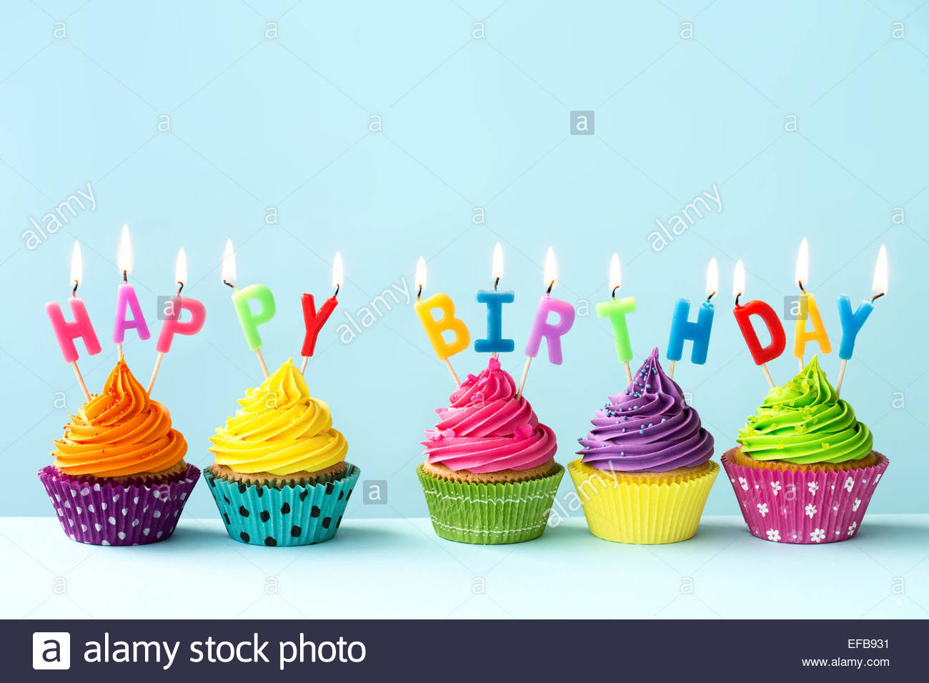 happy birthday cupcake sign ; happy-birthday-cupcakes-EFB931