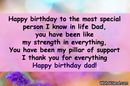 happy birthday dad from daughter messages ; 10739-dad-birthday-sayings