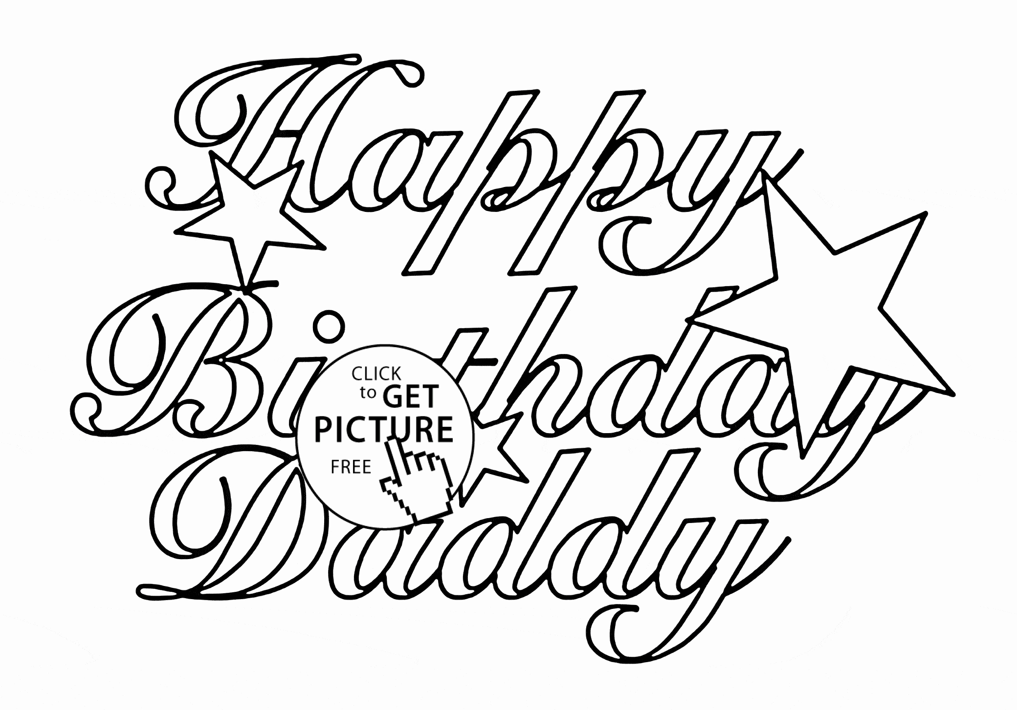 happy birthday daddy cards printable to color ; happy-birthday-dad-cards-printable-lovely-happy-birthday-coloring-cards-beautiful-free-printable-happy-of-happy-birthday-dad-cards-printable