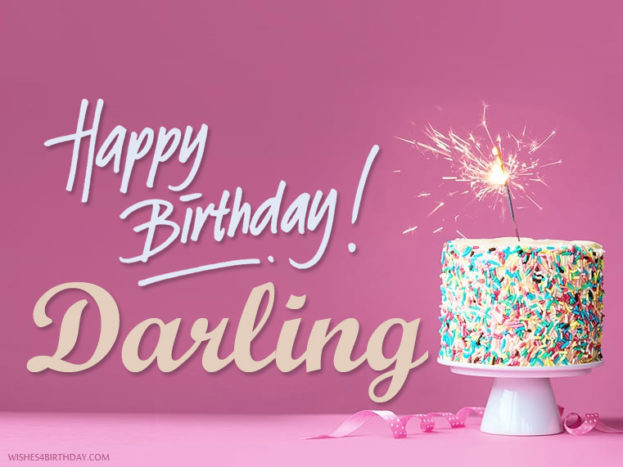 happy birthday darling ; happy%2520birthday%2520wife,%2520Darling,%2520Baby%2520images-623x467