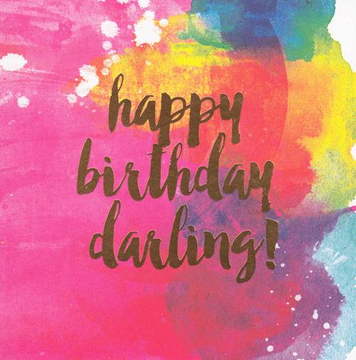 happy birthday darling ; happy_birthday_darling_card