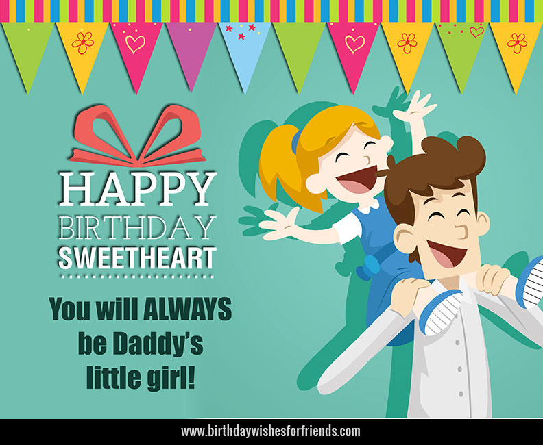 happy birthday daughter from dad ; birthday-wishes-for-daughter-from-dad