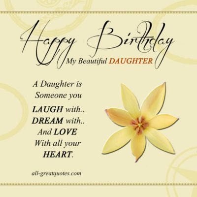 happy birthday daughter images for facebook ; 32af7e61efe23c274930b6064f50c363