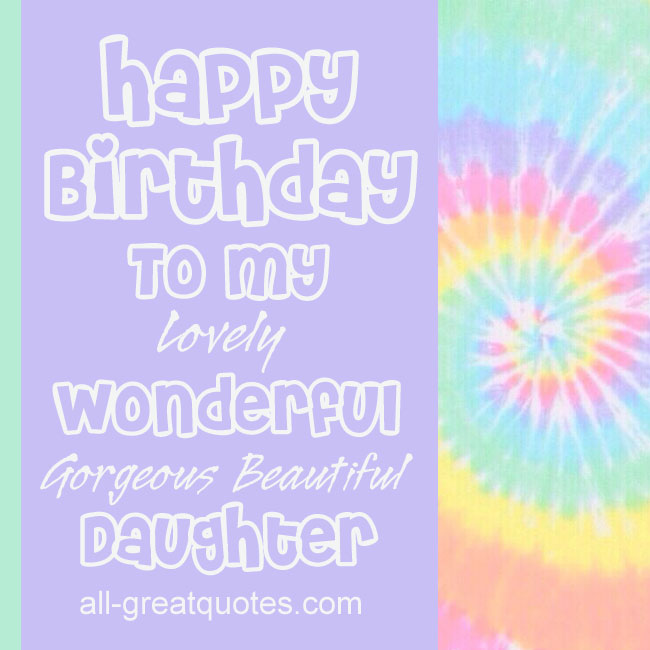 happy birthday daughter images for facebook ; happy-birthday-my-daughter-card-birthday-card-for-my-daughter-my-birthday-pinterest-birthdays-template