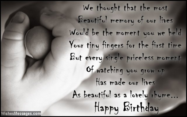 happy birthday daughter quotes ; Touching-birthday-quote-for-a-daughter-from-her-parents