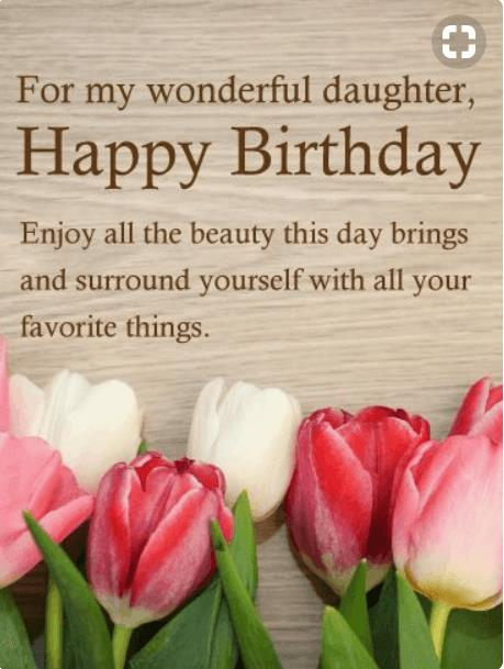 happy birthday daughter quotes ; happy-birthday-to-my-beautiful-daughter-quotes