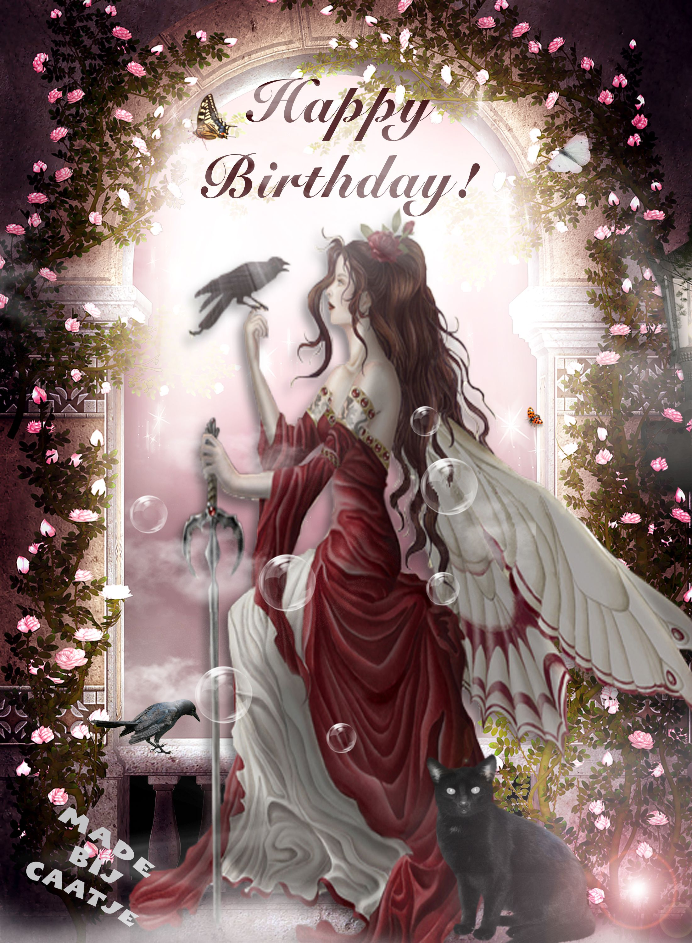 happy birthday fairy images ; 277ea985eac998850508c147020bf57f