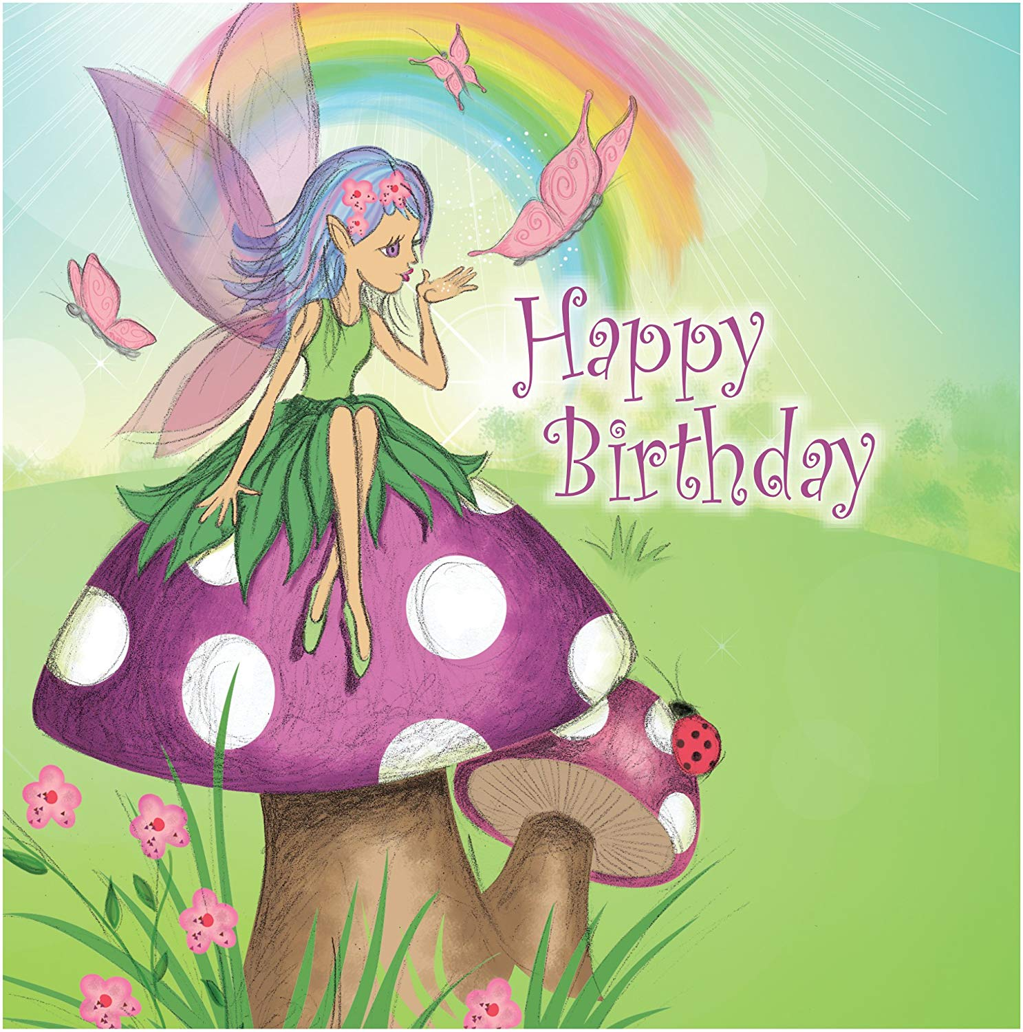 happy birthday fairy images ; 91Qf-r0IJhL
