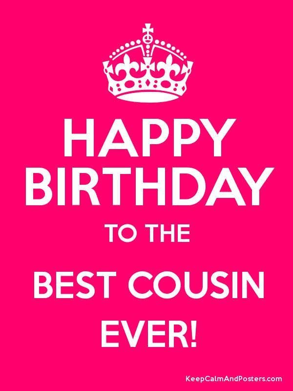 happy birthday favorite cousin ; 1000-images-about-cousin-on-pinterest-happy-birthday-wishes-94895