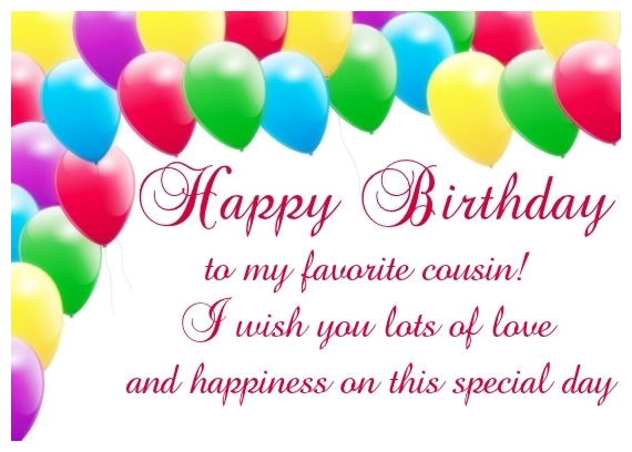 happy birthday favorite cousin ; Birthday-Ecard-for-Cousin-4